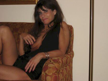 Femme mature recherche un libertin